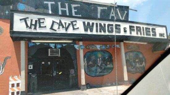 Decatur, GA: The cave