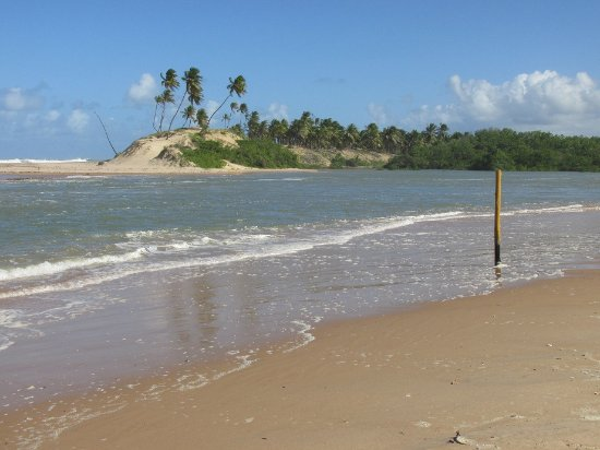 Barra Do Itariri Beach