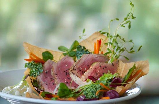Lambertville, NJ: Ahi Tuna Salad