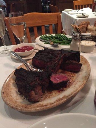 Bobby Van's Steakhouse - 54th Street: Porterhouse for 2.
