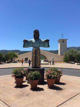 Oakville, Καλιφόρνια: Robert Mondavi Winery
