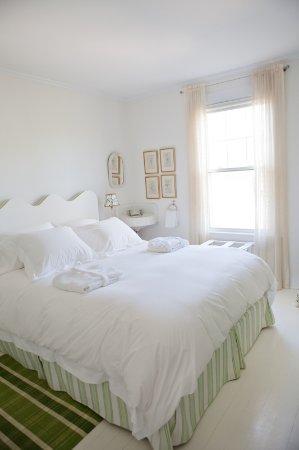 Chebeague Island, เมน: Green Guest Room