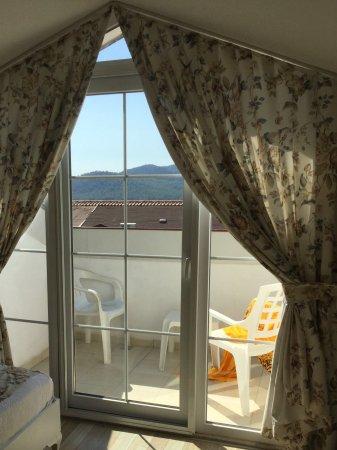 Monta Verde Hotel & Villas: Balcony area
