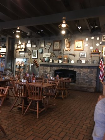Cracker Barrel: Very clean and wonderful people