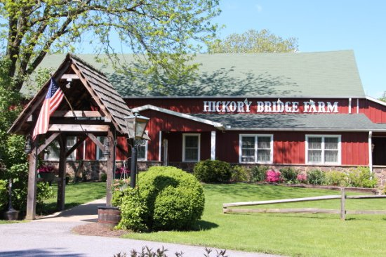 Orrtanna, PA: Hickory Bridge Farm Restaurant