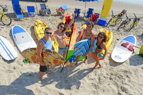 Kill Devil Hills, NC: Get to the beach, we've got the gear!