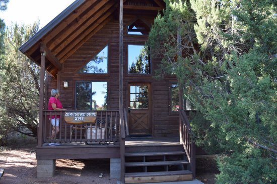 Mogollon Resort Cabins: A great place to stay.
