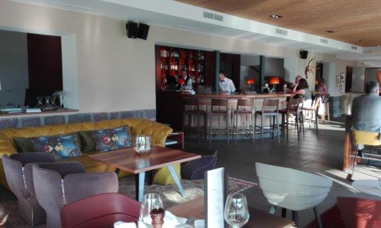 Postal, Italia: Lobby und Bar