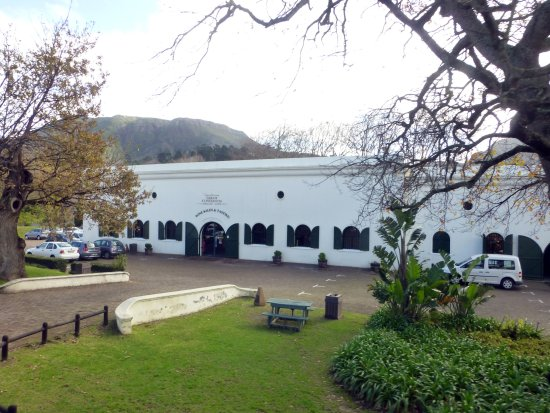 Констанция, Южная Африка: Groot Constantia - Cape Town, South Africa