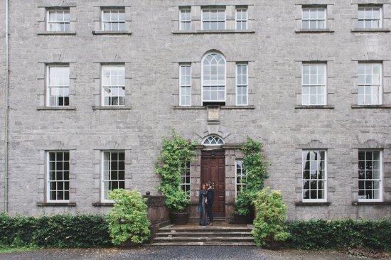 Riverstown, Ιρλανδία: De ingang