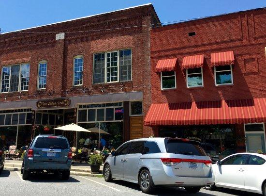 Lincolnton, Caroline du Nord : Court Street Grill