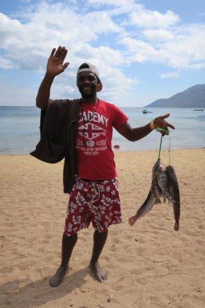 Cape Maclear, Malawi: Snoop