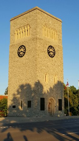 War Memorial Carillon Tower