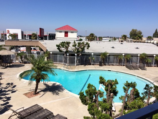 Ramada Torrance: From our balcony.