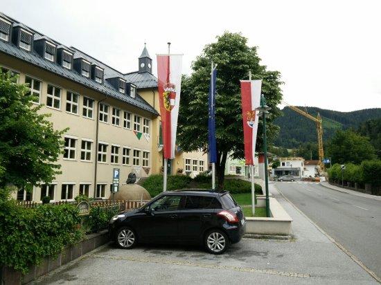 Annaberg-Lungotz, Avusturya: Sporthotel Dachstein West
