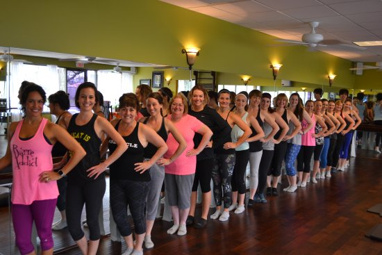 Barre Cleveland: Our members 2014
