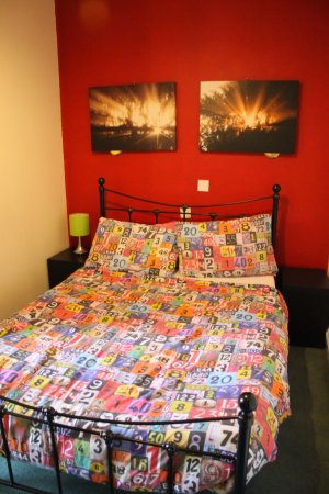 Pitlochry Backpackers Hotel: Chambre individuelle