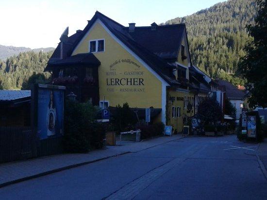 Der Murauer Gasthof Hotel Lercher: 20160719_193105_large.jpg
