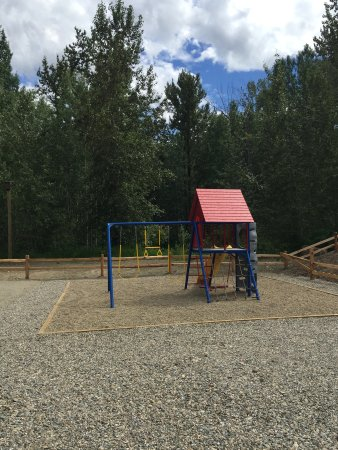 Scotch Creek, Canada: Children's Playground