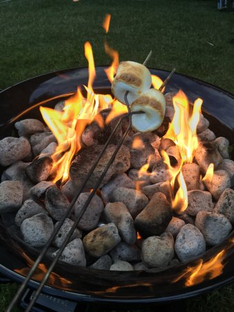 Scotch Creek, Canada: Smores