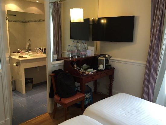 โรงแรมเคลาเดเบอนาร์ดแซงต์แชร์กแมง: photo5.jpg