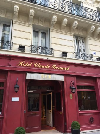 Hotel Claude Bernard Saint-Germain: photo7.jpg