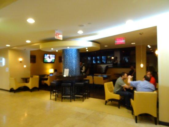 Chicago Marriott Schaumburg : bar