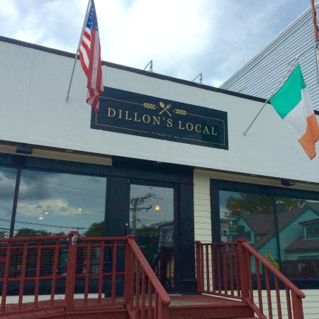 Dillon S Local The Exterior