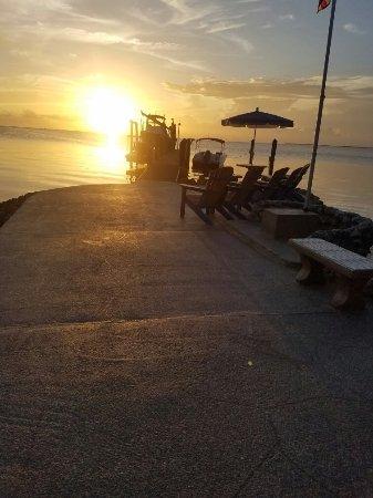Island Bay Resort: 20160710_200315_large.jpg
