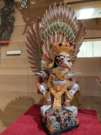 SFU Museum of Archaeology & Ethnology : Indonesian art