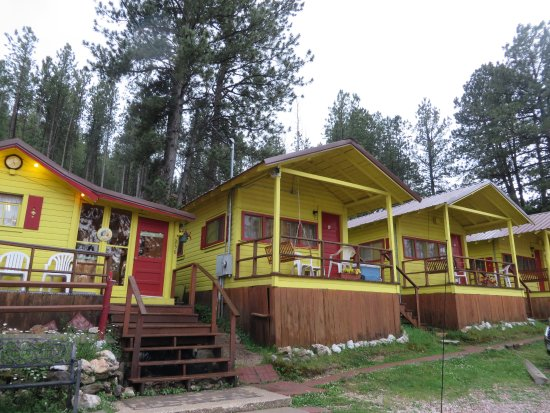 Shady Rest Motel : other cabins