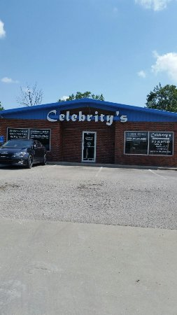 Gardner, KS : Celebrity's Sidewalk Cafe