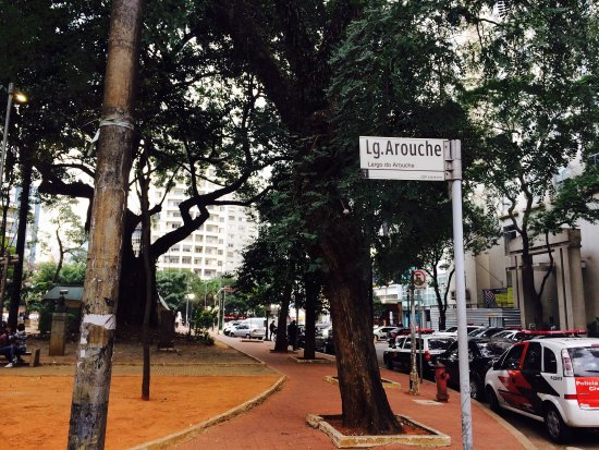 ‪Largo do Arouche‬