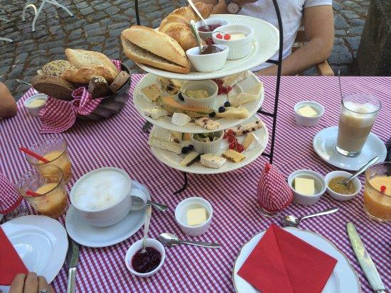 Super Leckeres Frühstück Bild Von Tante Emmelie Café