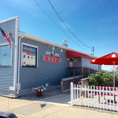 Marshfield, MA: The exterior!