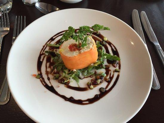 Clifden Station House Restaurant Bild