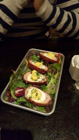 Ri Ra: Scottish eggs