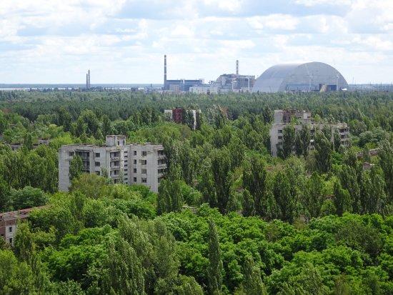 Экскурсия в Чернобыль стоимость