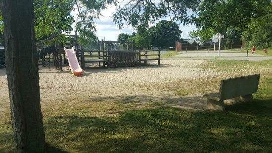Somerset, MA: Pierce Beach & Playground