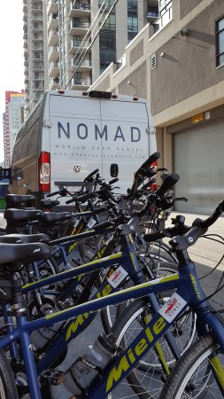 ‪Nomad Mobile Gear Rental‬