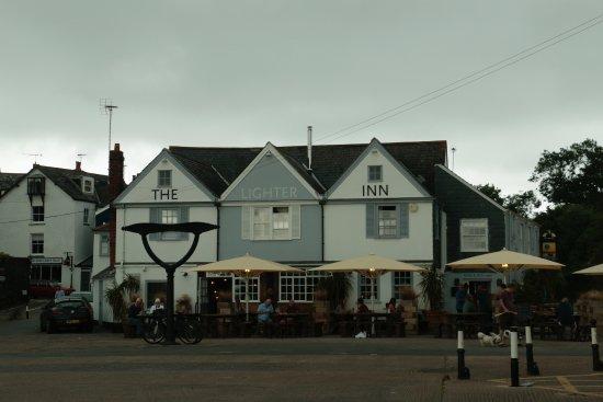 Topsham, UK: The lighter inn
