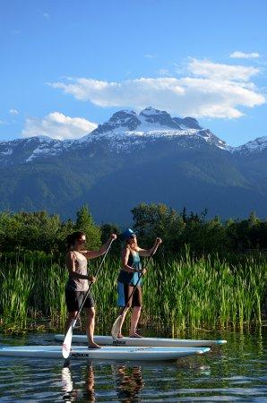 Revelstoke, Canadá: SUP tours