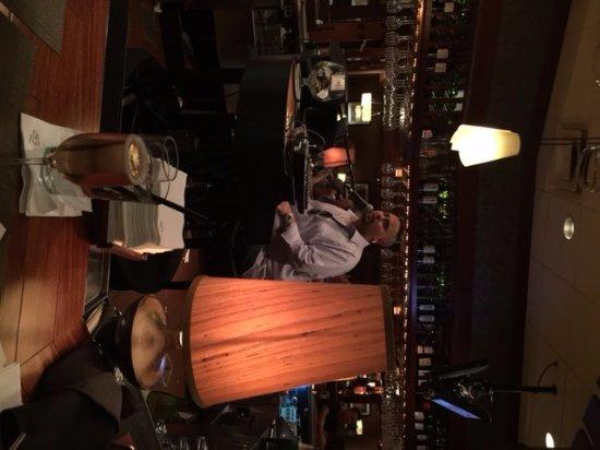 McLean, VA: John at the Bar