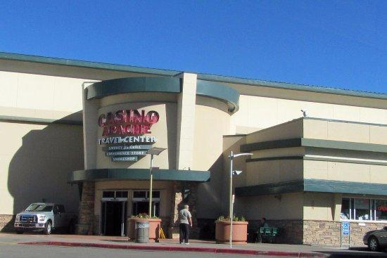 Mescalero, New Mexiko: Smokey B's inside