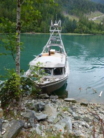 เบลลา คูลา, แคนาดา: Tour boat