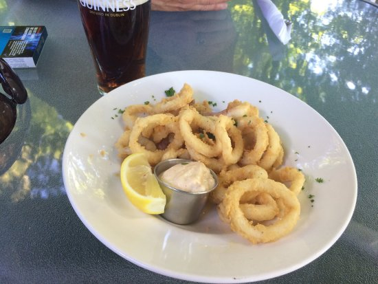 Hinchinbrooke, Kanada: I choose calamari very often as an app... This is one of the best