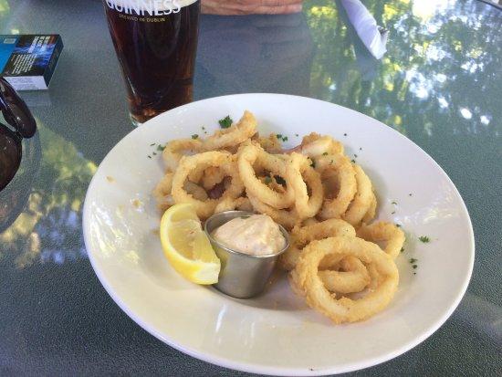 Hinchinbrooke, Kanada: I choose calamari very often as an app... This is one of the best