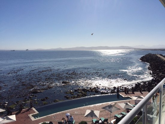 Radisson Blu Hotel Waterfront, Cape Town: View From Room 306