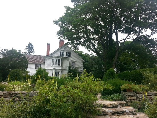 Bethlehem, CT: The Bellamy-Ferriday House & Garden