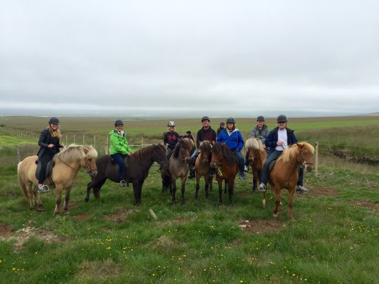 Varmahlid, Islandia: A wonderful adventure we would highly recommend. Very helpful and friendly!!